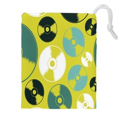 Streaming Forces Music Disc Drawstring Pouches (xxl)