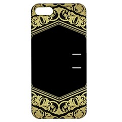 Art Nouvea Antigue Apple Iphone 5 Hardshell Case With Stand