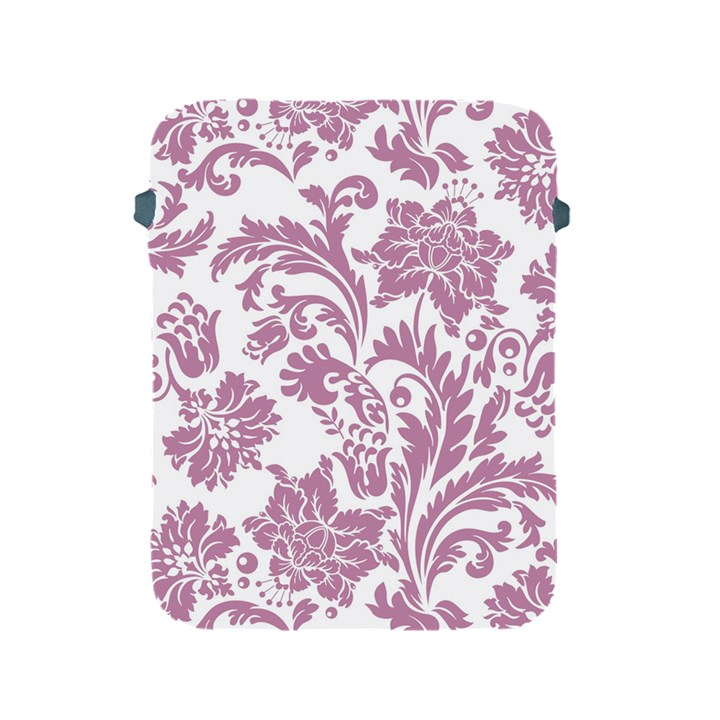 vintage floral pattern Apple iPad 2/3/4 Protective Soft Cases
