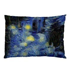 Van Gogh Inspired Pillow Case