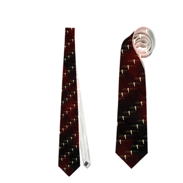 dragonfly Necktie (Two Sided)