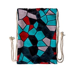 Mosaic Linda 4 Drawstring Bag (small)