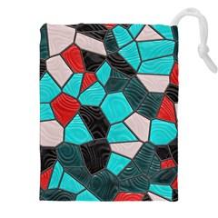 Mosaic Linda 4 Drawstring Pouches (xxl)