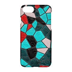 Mosaic Linda 4 Apple Iphone 7 Hardshell Case