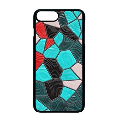Mosaic Linda 4 Apple Iphone 7 Plus Seamless Case (black)