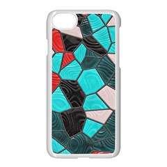 Mosaic Linda 4 Apple Iphone 7 Seamless Case (white)