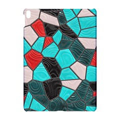 Mosaic Linda 4 Apple Ipad Pro 10 5   Hardshell Case