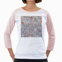 Mosaic Linda 6 Girly Raglans