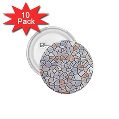 Mosaic Linda 6 1 75  Buttons (10 Pack)