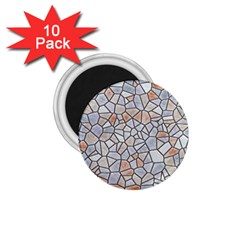 Mosaic Linda 6 1 75  Magnets (10 Pack)