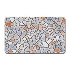 Mosaic Linda 6 Magnet (rectangular)