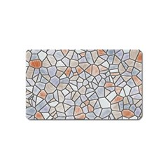 Mosaic Linda 6 Magnet (name Card)