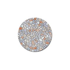 Mosaic Linda 6 Golf Ball Marker