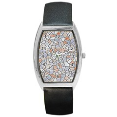 Mosaic Linda 6 Barrel Style Metal Watch