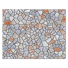 Mosaic Linda 6 Rectangular Jigsaw Puzzl