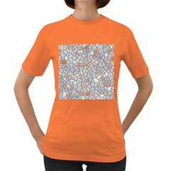 Mosaic Linda 6 Women s Dark T Shirt