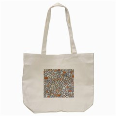 Mosaic Linda 6 Tote Bag (cream)