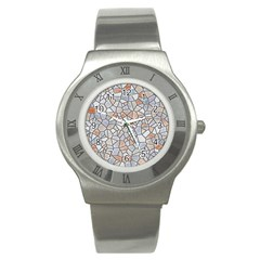 Mosaic Linda 6 Stainless Steel Watch