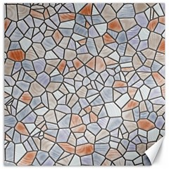 Mosaic Linda 6 Canvas 16  X 16