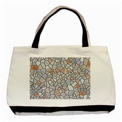 Mosaic Linda 6 Basic Tote Bag (two Sides)