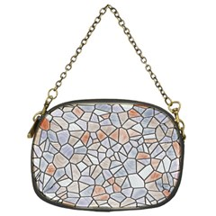 Mosaic Linda 6 Chain Purses (one Side)