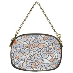 Mosaic Linda 6 Chain Purses (two Sides)