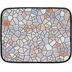 Mosaic Linda 6 Fleece Blanket (mini)