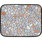 Mosaic Linda 6 Fleece Blanket (Mini) 35 x27 Blanket
