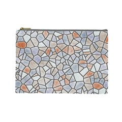 Mosaic Linda 6 Cosmetic Bag (large)