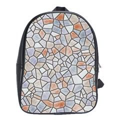 Mosaic Linda 6 School Bag (large)