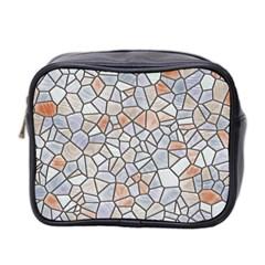Mosaic Linda 6 Mini Toiletries Bag 2 Side