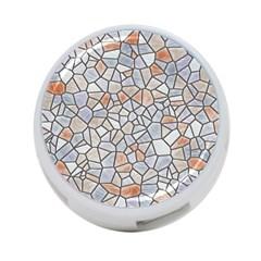 Mosaic Linda 6 4 Port Usb Hub (two Sides)