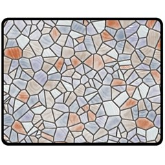Mosaic Linda 6 Fleece Blanket (medium)