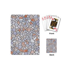 Mosaic Linda 6 Playing Cards (mini)