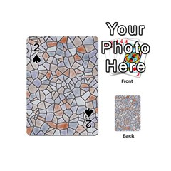 Mosaic Linda 6 Playing Cards 54 (mini)