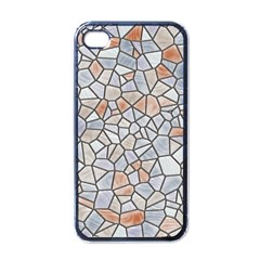 Mosaic Linda 6 Apple Iphone 4 Case (black)