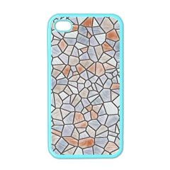 Mosaic Linda 6 Apple Iphone 4 Case (color)