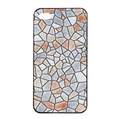 Mosaic Linda 6 Apple Iphone 4/4s Seamless Case (black)