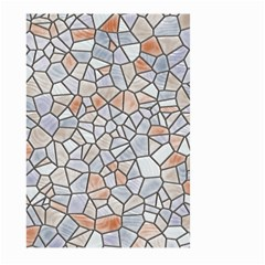 Mosaic Linda 6 Large Garden Flag (two Sides)