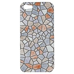 Mosaic Linda 6 Apple Iphone 5 Hardshell Case