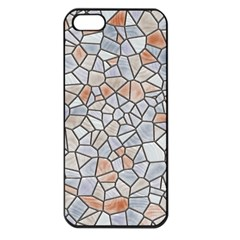 Mosaic Linda 6 Apple Iphone 5 Seamless Case (black)