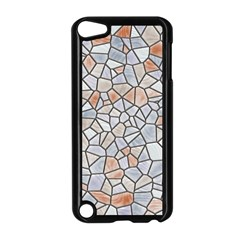 Mosaic Linda 6 Apple Ipod Touch 5 Case (black)