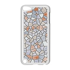 Mosaic Linda 6 Apple Ipod Touch 5 Case (white)