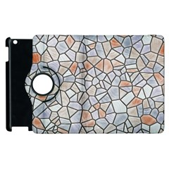 Mosaic Linda 6 Apple Ipad 2 Flip 360 Case