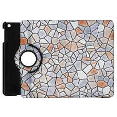 Mosaic Linda 6 Apple Ipad Mini Flip 360 Case