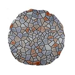 Mosaic Linda 6 Standard 15  Premium Round Cushions