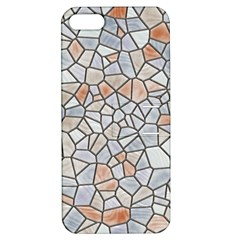 Mosaic Linda 6 Apple Iphone 5 Hardshell Case With Stand