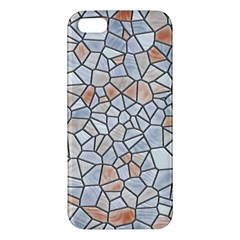 Mosaic Linda 6 Apple Iphone 5 Premium Hardshell Case