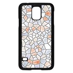 Mosaic Linda 6 Samsung Galaxy S5 Case (black)