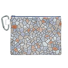 Mosaic Linda 6 Canvas Cosmetic Bag (xl)